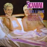 Album cover parody of Scandalous by Scandal