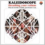 Album cover parody of Further Reflections: Complete Recordings 1967-1969 by Kaleidoscope