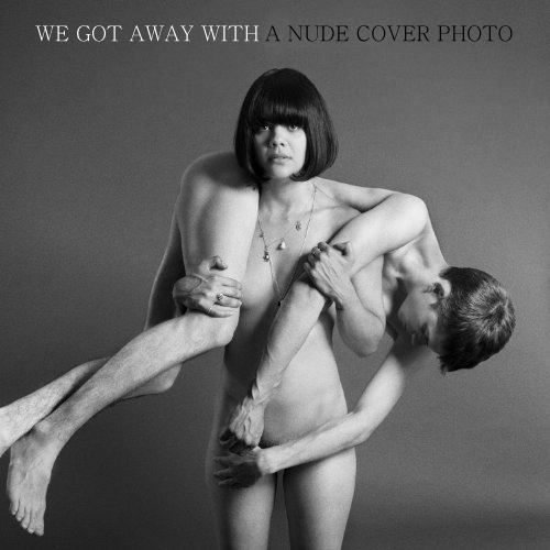 Album cover parody of The Haunted Man by Bat For Lashes