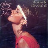 Album cover parody of Physical by Olivia Newton-John