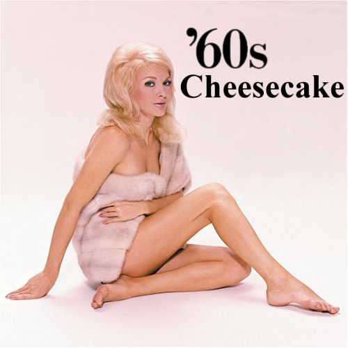 Album cover parody of Hal Lifson's Sex and the 60s by Sex & The '60s