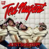 Album cover parody of Shutup&Jam! by Ted Nugent