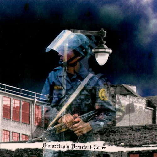 Album cover parody of Welcome to the Police State by American Radio Police