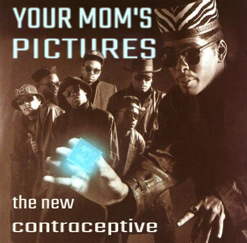 Album cover parody of Sex Packets by Digital Underground