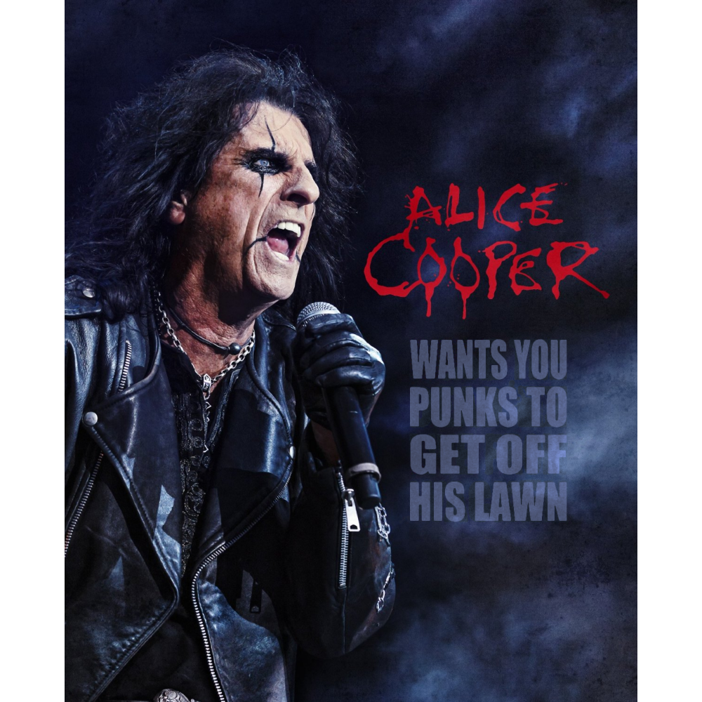 Album cover parody of Raise the Dead: Live From Wacken by Alice Cooper