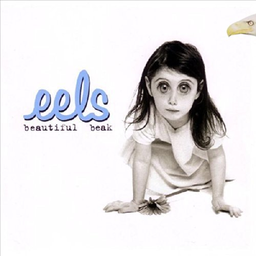 Album cover parody of Beautiful Freak by Eels