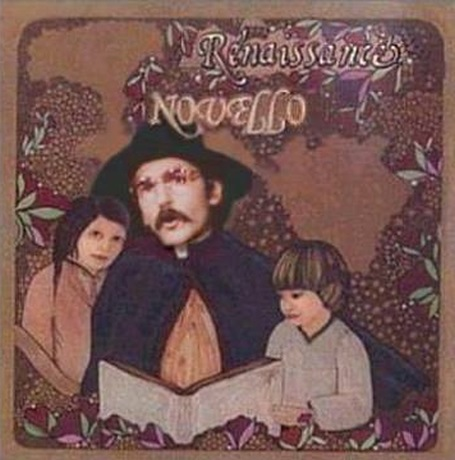 Album cover parody of Novella by Renaissance [Music CD] by Renaissance