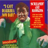 Album cover parody of I Put a Spell on You by Screamin' Jay Hawkins