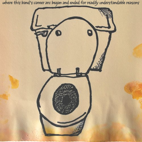 Album cover parody of Full Toilet by Full Toilet