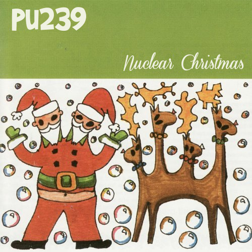 Album cover parody of Winter Wonderland by MU330