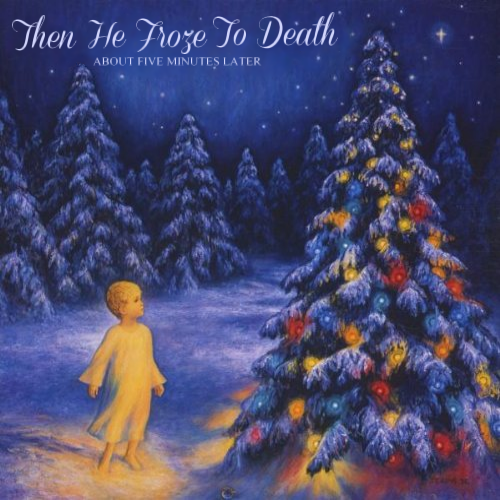 Album cover parody of Christmas Eve and Other Stories by Trans-Siberian Orchestra