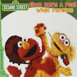Album cover parody of Hot Hot Hot Dance Songs by Sesame Street