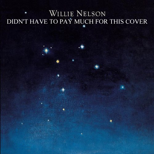 Album cover parody of Stardust by Willie Nelson
