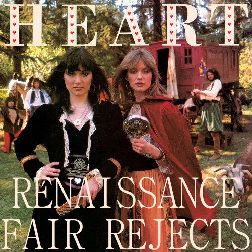 Album Cover Parodies of Heart - Little Queen (180 Gram
