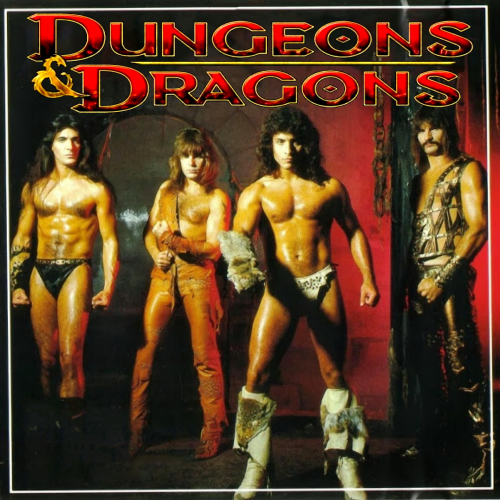 Album cover parody of Anthology by Manowar