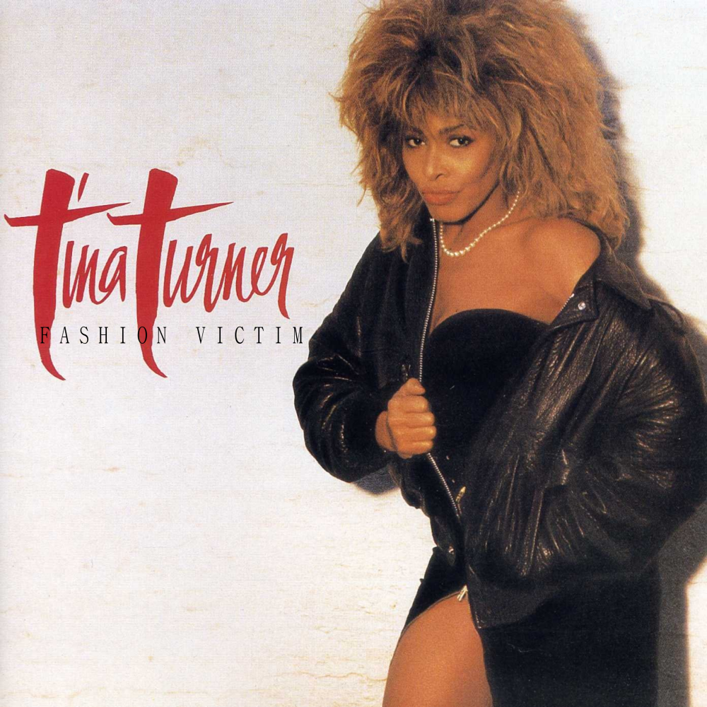 Album cover parody of Break Every Rule by Tina Turner