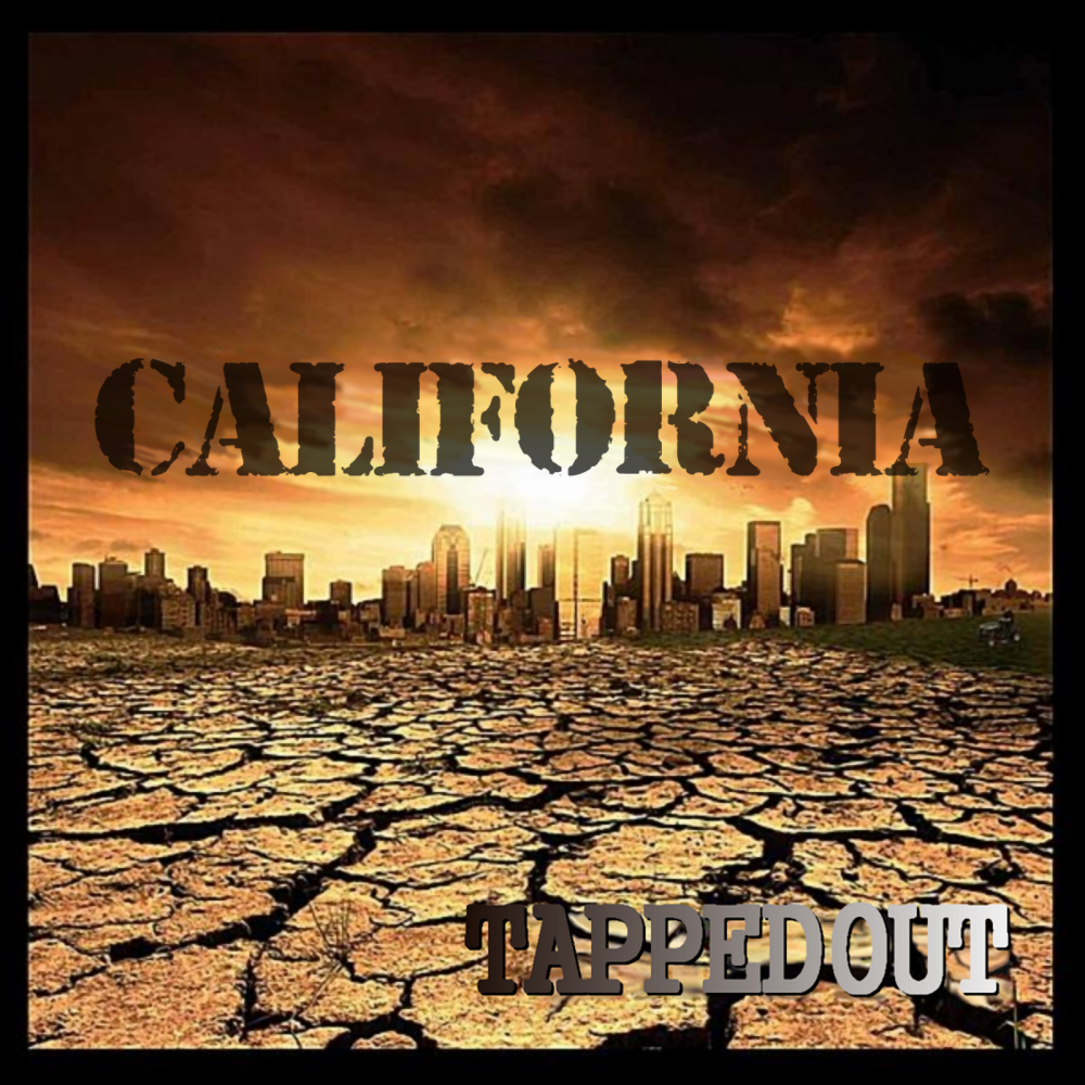 Album cover parody of Untapped by Drought