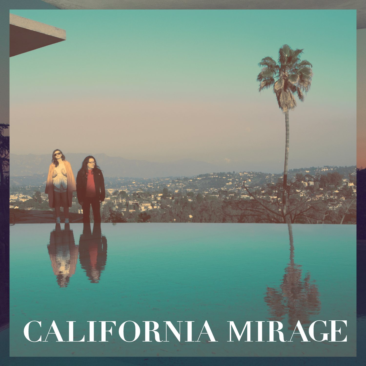 Album cover parody of California Nights by Best Coast