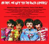 Album cover parody of Sgt. Pepper's Lonely Hearts Club Band by The Beatles