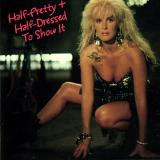 Album cover parody of Lita by Lita Ford
