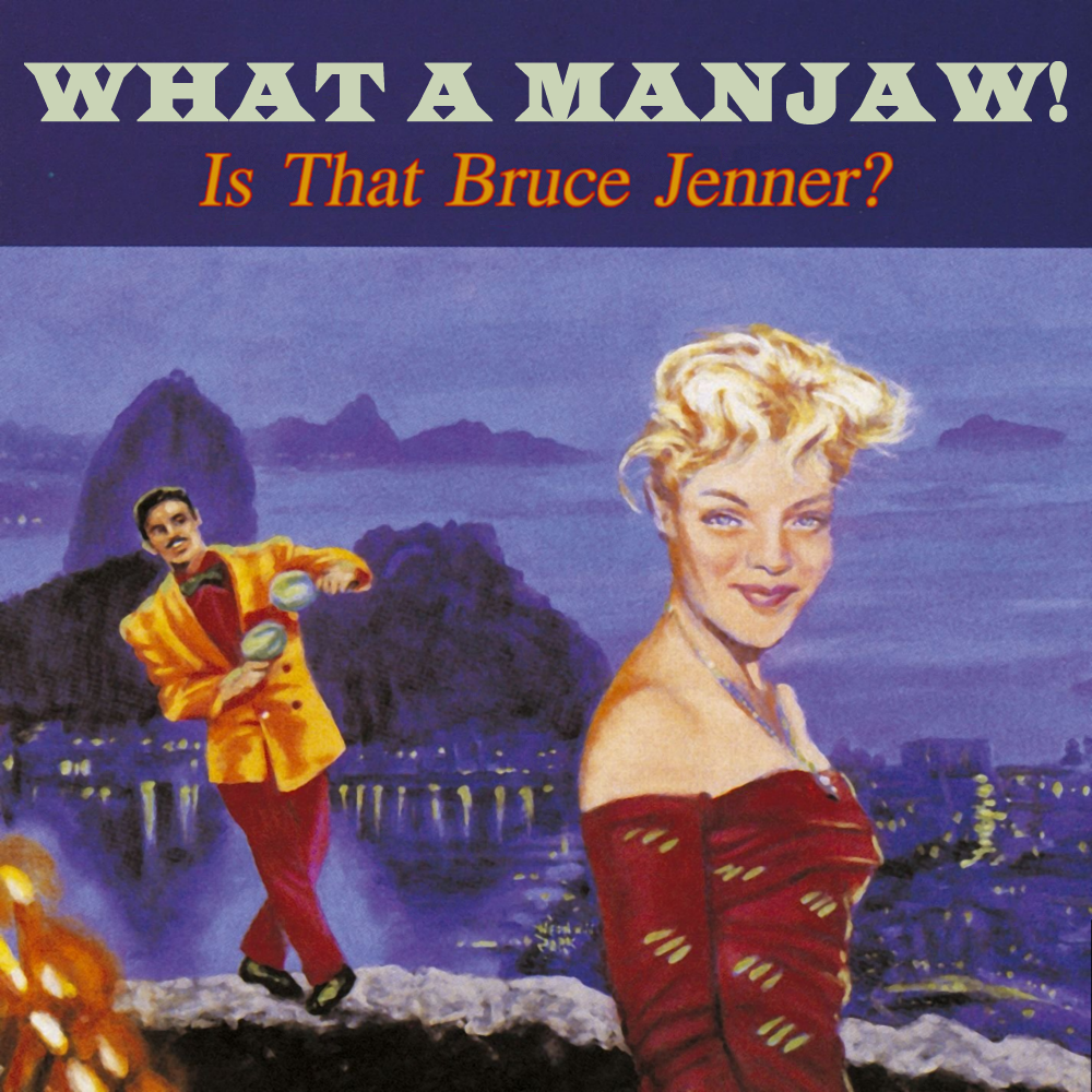 Album cover parody of Representing The Mambo by Little Feat