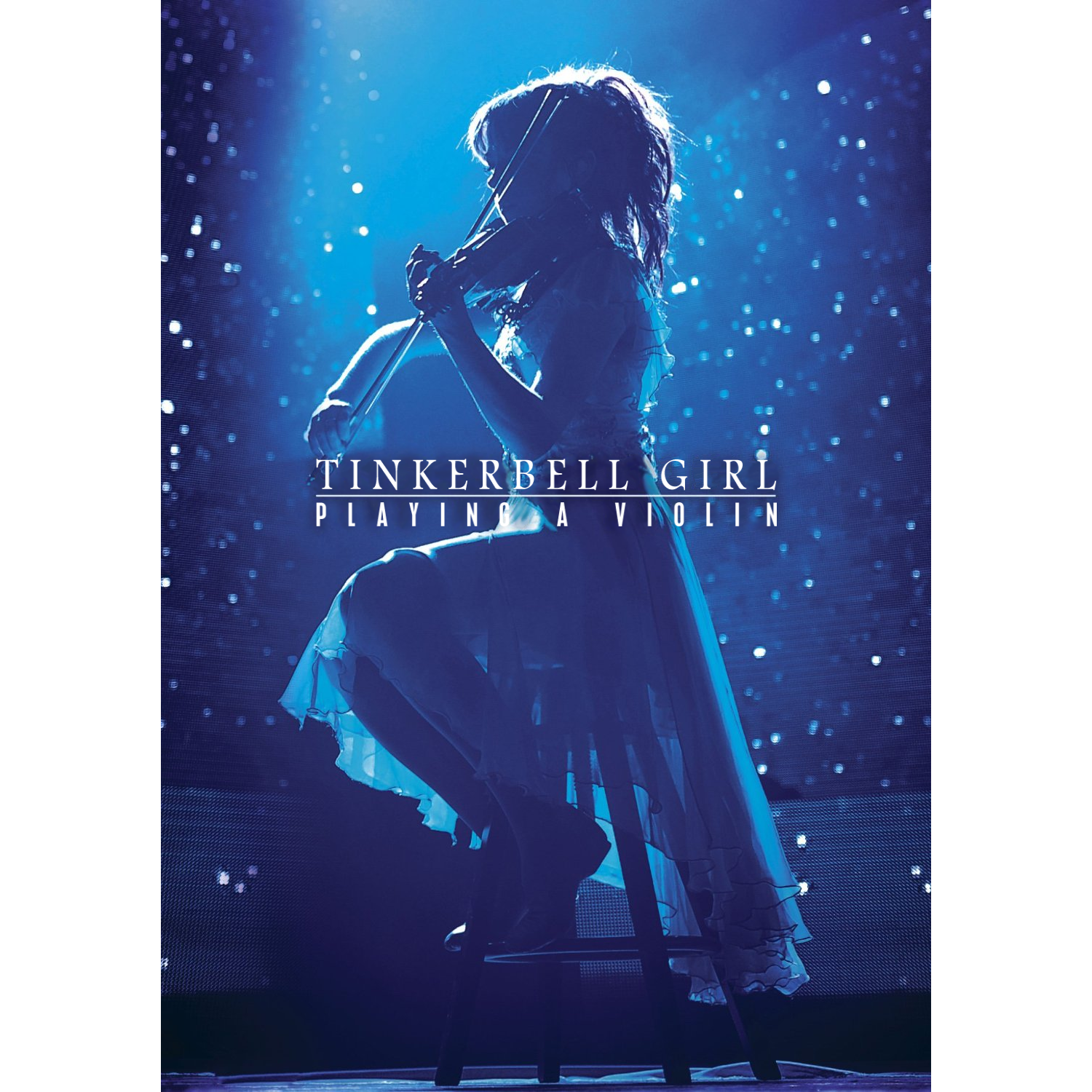 Album cover parody of Live From London by Lindsey Stirling