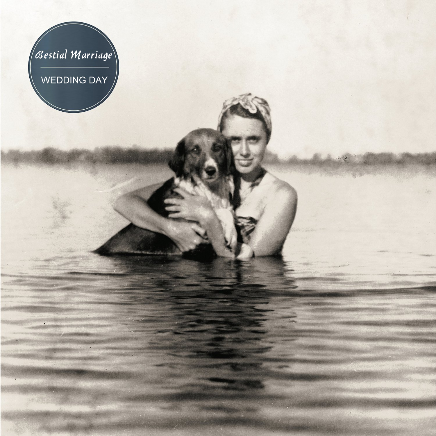 Album cover parody of The Best Day by Thurston Moore