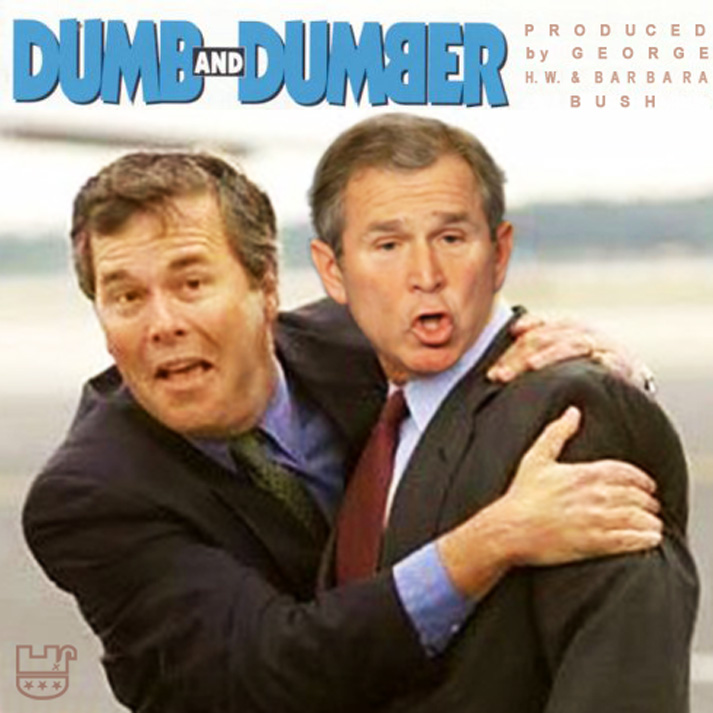 Album cover parody of Dumb and Dumber by Original Motion Picture Soundtrack