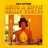 Album cover parody of Alice's Restaurant by Arlo Guthrie