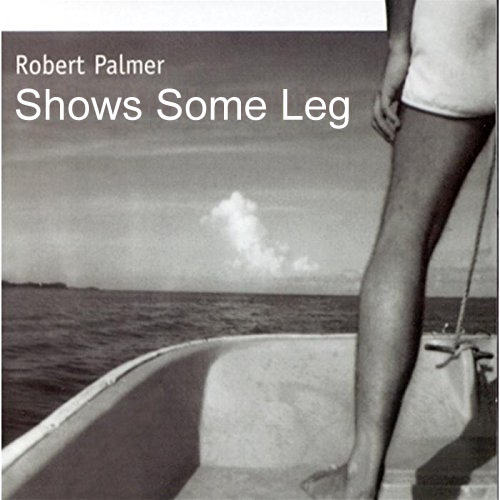 Album cover parody of Woke Up Laughing by Robert Palmer