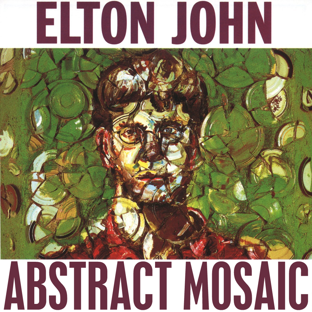 Album cover parody of The Big Picture by Elton John