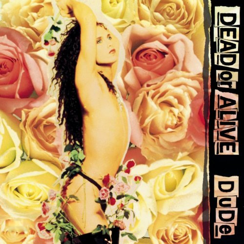 Album cover parody of Nude by Dead Or Alive