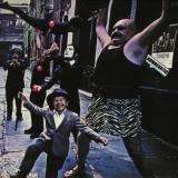 Album cover parody of Strange Days by The Doors