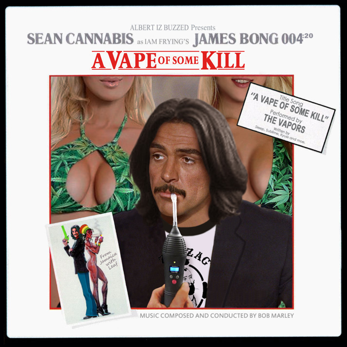 Album cover parody of A View to a Kill by Duran Duran Original recording reissued, Original recording remastered, Soundtrack edition (2003) Audio CD by James Bond - OST