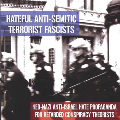 Album cover parody of Truth to Power by Intifada