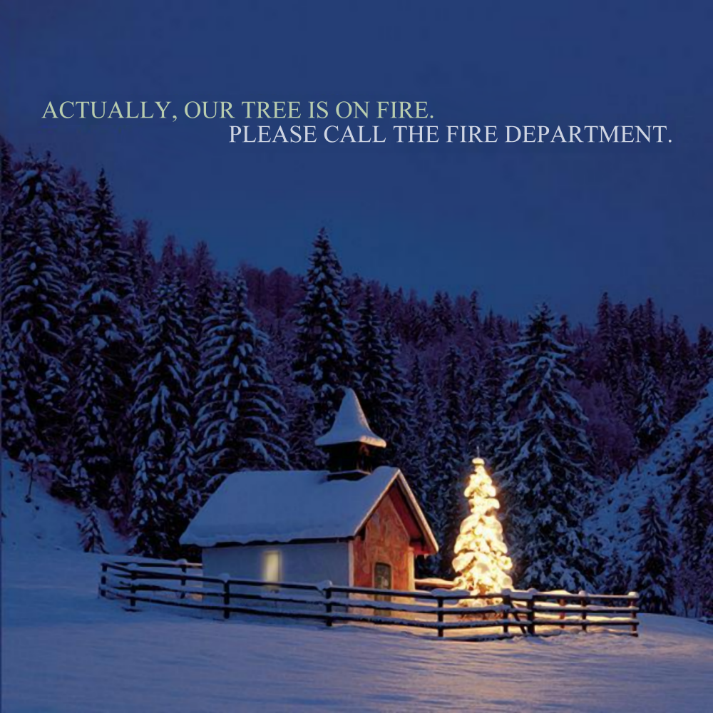 Album cover parody of Windham Hill Christmas: The Night Before Christmas by VARIOUS ARTISTS