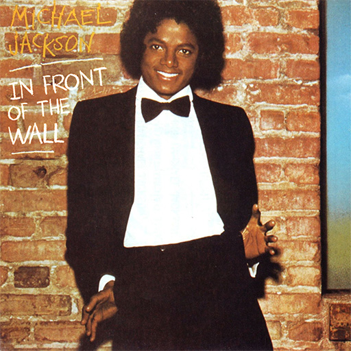 Album cover parody of Off the Wall by Michael Jackson