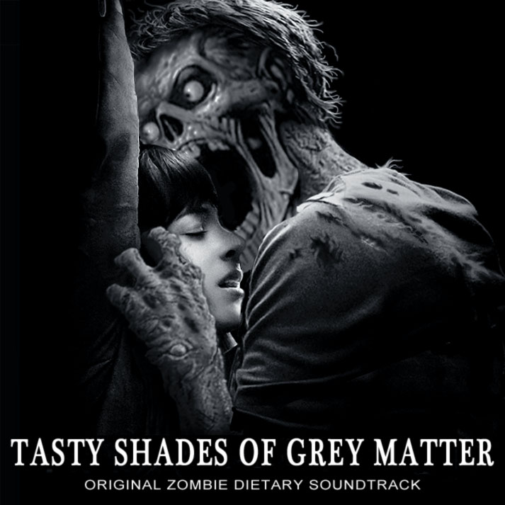 Album cover parody of Fifty Shades Of Grey The Original Motion Picture Soundtrack by Various Artists
