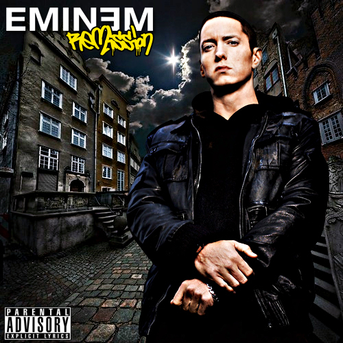 Album cover parody of Revival by Eminem