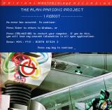 Album cover parody of I Robot by Alan Parsons