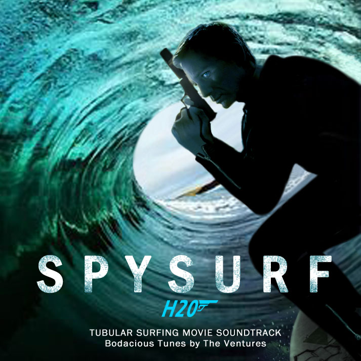 Album cover parody of Skyfall by Original Motion Picture Soundtrack