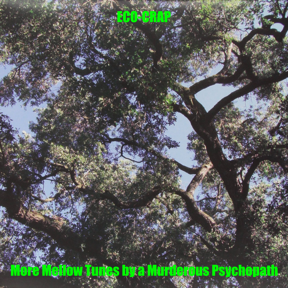Album cover parody of Trees by Charles Manson