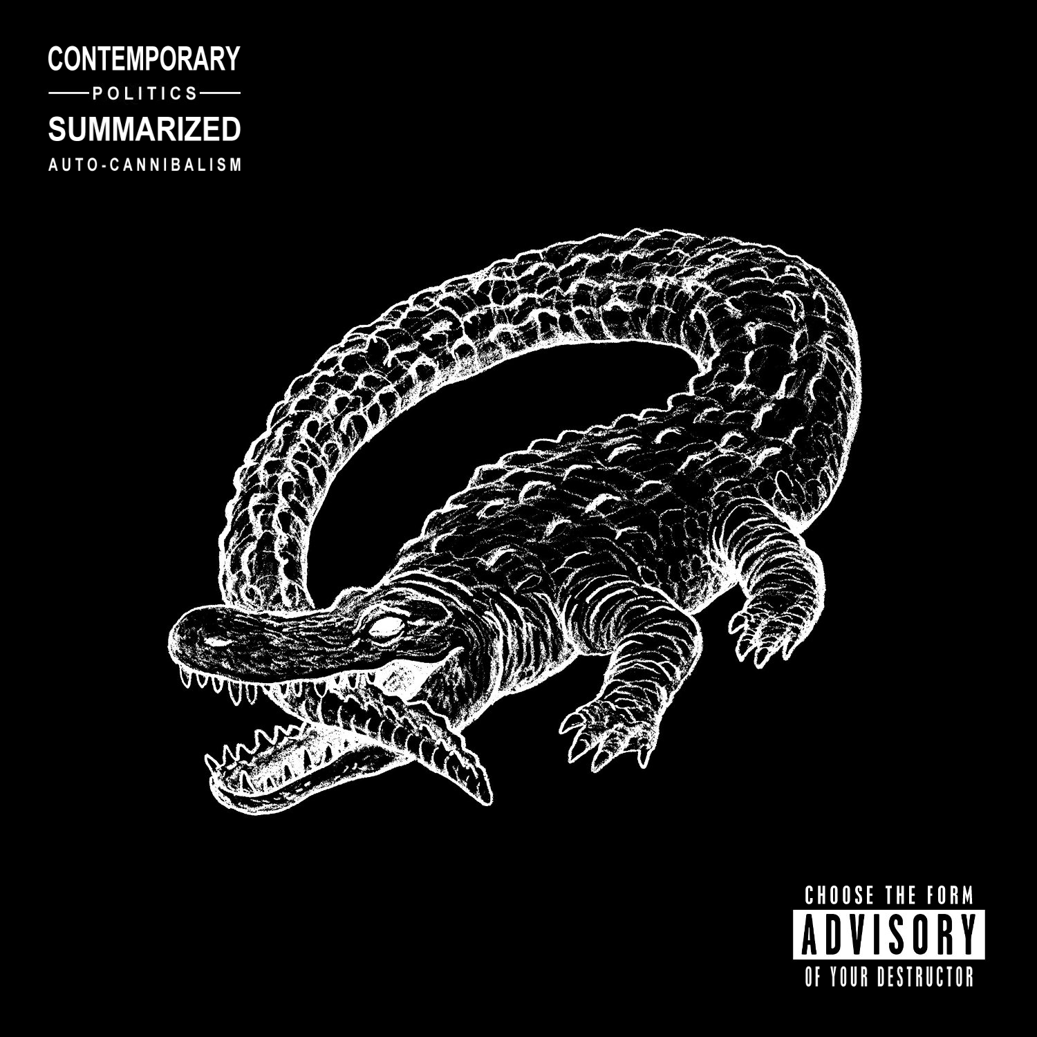 Album cover parody of The Ride [Explicit] by Catfish and the Bottlemen
