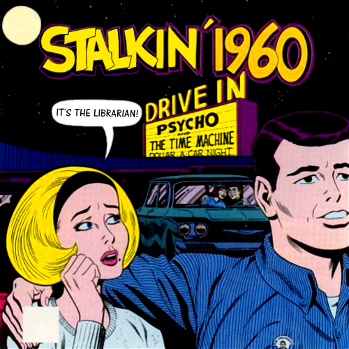 Album cover parody of Cruisin' 1960 by Various Artists