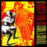 Album cover parody of Use Your Illusion 1 by Guns N Roses
