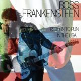 Album cover parody of Born To Run by Bruce Springsteen