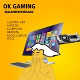 Album cover parody of OK Computer by Radiohead