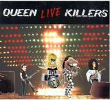 Album cover parody of Live Killers by Queen