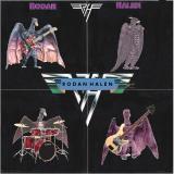 Album cover parody of Van Halen by Van Halen