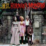 Album cover parody of Best of: HERMAN's HERMITS by HERMAN's HERMITS